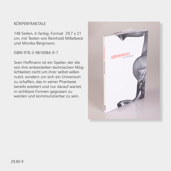 Book Körperfraktale