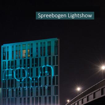 12x12 Spreebogen Lightshow a